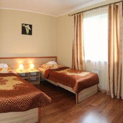 Гостиница Нанотель Апартаменты с различными типами кроватей