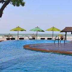 Отель Supatra Hua Hin Resort 3* Стандартный номер с различными типами кроватей фото 16