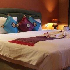 Отель Royal Phawadee Village 4* Номер Делюкс фото 14