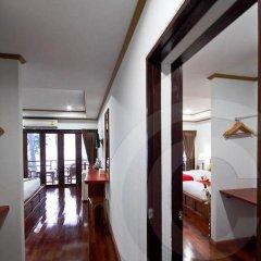 Отель Lipa Bay Resort 3* Улучшенный номер с различными типами кроватей фото 7