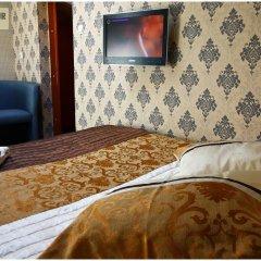 Отель AbWentur Pokoje в номере