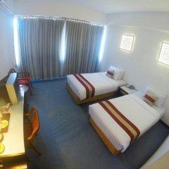 Phuket Town Inn Hotel Phuket 3* Стандартный номер с 2 отдельными кроватями фото 8