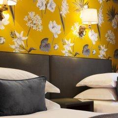 Отель Hôtel Saint Paul Rive Gauche 4* Улучшенный номер с 2 отдельными кроватями фото 2
