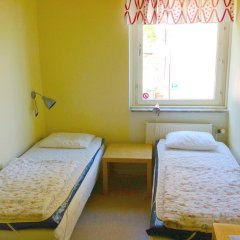 City Apartment Hotel 2* Номер категории Эконом с двуспальной кроватью (общая ванная комната)