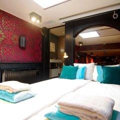 Отель House of Freddy Нидерланды, Амстердам - отзывы, цены и фото номеров - забронировать отель House of Freddy онлайн комната для гостей фото 4