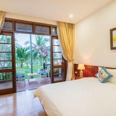 Отель Water Coconut Boutique Villas 3* Бунгало с различными типами кроватей фото 3