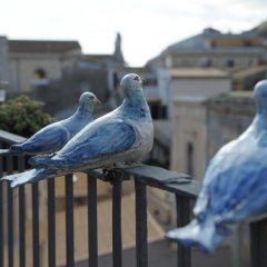 Отель La Colombaia di Ortigia Сиракуза бассейн фото 2