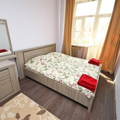 Апартаменты City Realty Central Apartments near Kropotkinskaya Апартаменты с различными типами кроватей фото 2