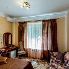Лондон Сити Отель комната для гостей фото 2