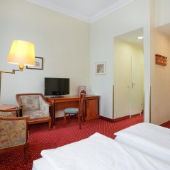 AZIMUT Hotel Kurfuerstendamm Berlin 3* Номер Комфорт с различными типами кроватей фото 4
