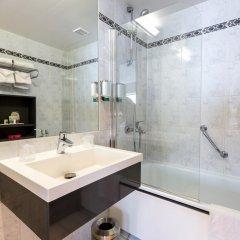 Thon Hotel Brussels City Centre 4* Люкс с двуспальной кроватью фото 7