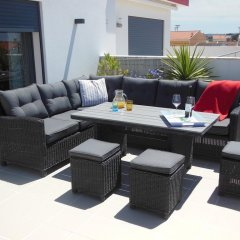 Апартаменты Bica, luxury apartments in Baleal бассейн фото 2