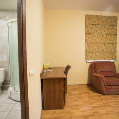 Отель Солярис 4* Стандартный номер фото 9