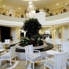 Seamelia Beach Resort Hotel & Spa Турция, Чолакли - 1 отзыв об отеле, цены и фото номеров - забронировать отель Seamelia Beach Resort Hotel & Spa онлайн интерьер отеля