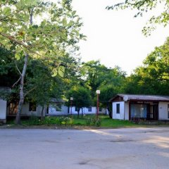 Отель Paradise Bungalows Варна парковка