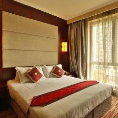 Отель Rayfont Downtown Hotel Shanghai Китай, Шанхай - 3 отзыва об отеле, цены и фото номеров - забронировать отель Rayfont Downtown Hotel Shanghai онлайн комната для гостей фото 4