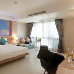 Апарт-Отель Ratana Kamala 4* Улучшенный номер с различными типами кроватей фото 10