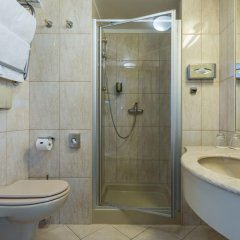 Отель My City hotel Эстония, Таллин - - забронировать отель My City hotel, цены и фото номеров ванная