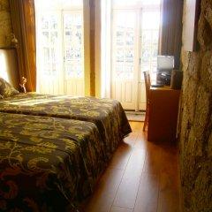 Отель Apartamentos sobre o Douro Стандартный номер двуспальная кровать фото 10