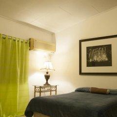 La Hamaca Hostel Стандартный номер с двуспальной кроватью (общая ванная комната) фото 5
