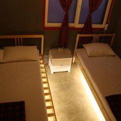 Mr.Comma Guesthouse - Hostel Стандартный номер с 2 отдельными кроватями (общая ванная комната) фото 10