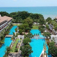 Отель The Heritage Pattaya Beach Resort 4* Люкс с различными типами кроватей фото 12