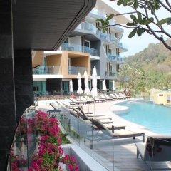 Отель Relax @ Twin Sands Resort and Spa балкон