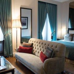 Отель Intercontinental Palacio Das Cardosas Порту комната для гостей