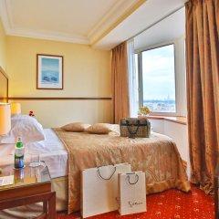 Гостиница Золотое кольцо 5* Стандартный номер двуспальная кровать фото 6