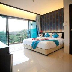 Kata Green Beach Hotel 3* Улучшенный номер с различными типами кроватей фото 13