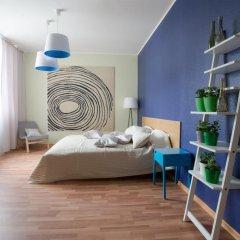 Апартаменты Максим Апартаменты с различными типами кроватей фото 9