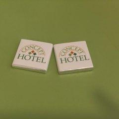 Concept Hotel Химки интерьер отеля
