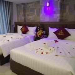 Dubai Nha Trang Hotel 3* Номер Делюкс с различными типами кроватей фото 6