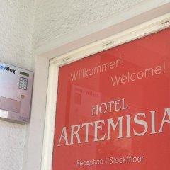 Отель Ambert Berlin (только для женщин) Берлин интерьер отеля фото 3