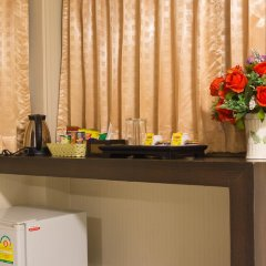 Отель NRC Residence Suvarnabhumi 3* Номер Делюкс с различными типами кроватей фото 8