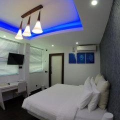 Airport Beach Hotel 3* Номер Делюкс фото 7