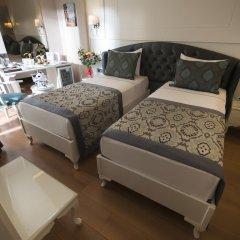 Antusa Palace Hotel & Spa 4* Стандартный семейный номер с двуспальной кроватью фото 2