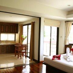 Отель Chaweng Lakeview Condotel 3* Студия с различными типами кроватей фото 11