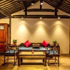 Отель Suzhou Shuian Lohas Вилла с различными типами кроватей фото 33