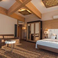 Отель Rezydencja Nosalowy Dwór Люкс с различными типами кроватей фото 7
