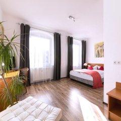 Отель ArtHotel City 3* Стандартный номер с двуспальной кроватью