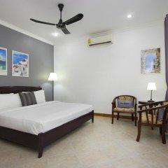 Отель Magic Villa Pattaya 4* Вилла Делюкс с различными типами кроватей фото 30