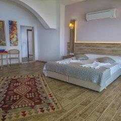 Green Beach hotel Kaş Семейный люкс фото 8
