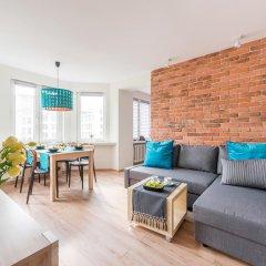 Апартаменты P&O Apartments Zamoyskiego комната для гостей фото 4