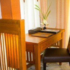 Отель Railay Bay Resort and Spa 4* Коттедж Делюкс с различными типами кроватей фото 15