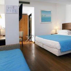 Hotel Plaza 4* Номер Комфорт с различными типами кроватей фото 6