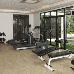 Отель Holiday Inn Guangzhou Shifu фитнесс-зал фото 3