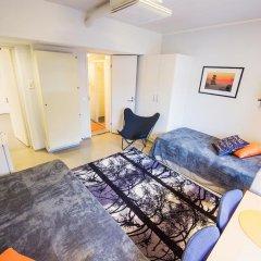 Forenom Hostel Espoo Otaniemi Стандартный номер с различными типами кроватей фото 3
