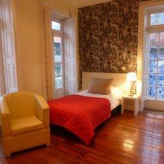 Hotel do Norte 2* Стандартный семейный номер с двуспальной кроватью фото 2