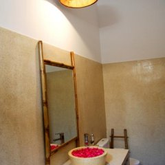 Отель Hoi An Rustic Villa 2* Улучшенный номер с различными типами кроватей фото 7